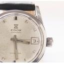 Edox Kingstar Automaat Staal - Date