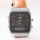 Commodoor Alarm-Chronograph vintage LCD ana-digi (Miyota TL11)