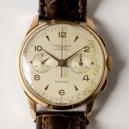 Chronographe Suisse met Landeron 48 - Vintage herenhorloge