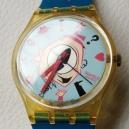 Swatch horloge 'Gulp!!!' AGK139