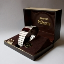 NOS Benrus LED TechniQuartz - Herenhorloge - jaren 70