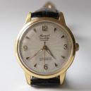 Hornet (Laco) 17 jewels herenhorloge verguld - jaren 60 met Durowe 1955